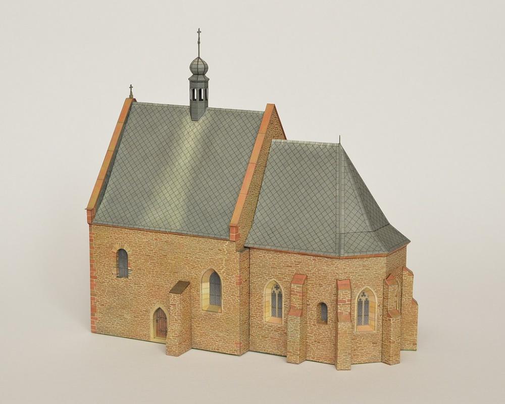 Kostol sv. Jiljí, Uhlířské Janovice