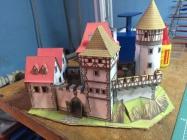 Romantický hrad ze 14.stol
