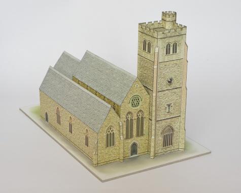 Kostol Panny Márie v Lambeth, Londýn