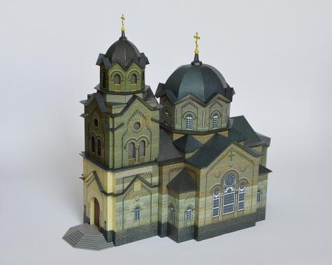 Chrám sv. Eliáša, Jevpatorija (Krym)