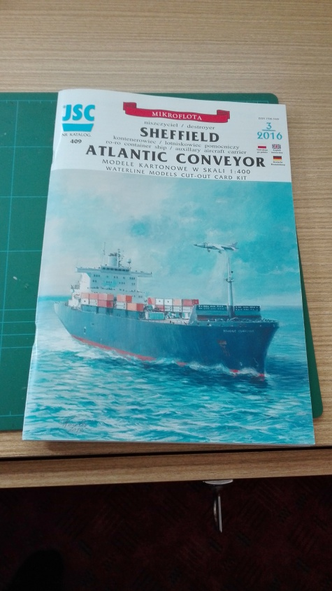Atlantic Conveyor