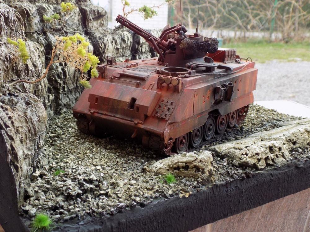 M 163 Vulcan