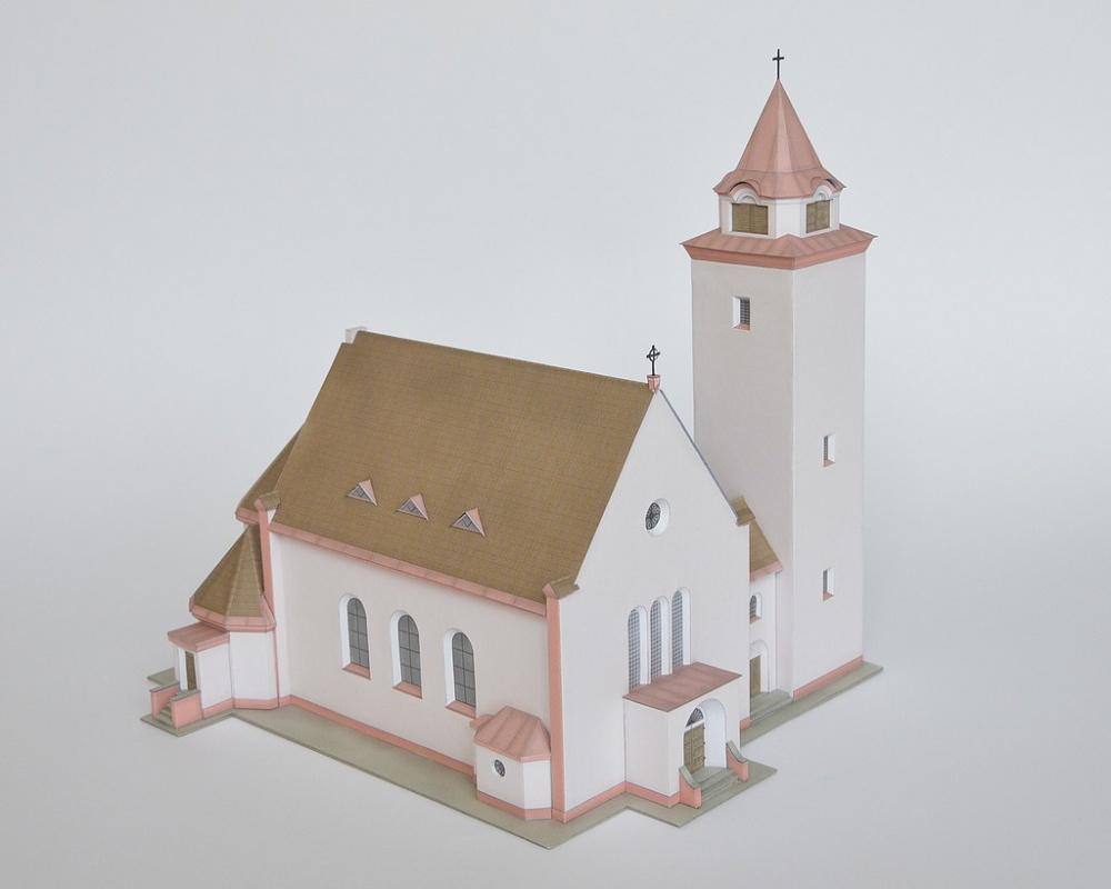 Kostol sv. Antona z Padovy, Ostrava-Kunčičky
