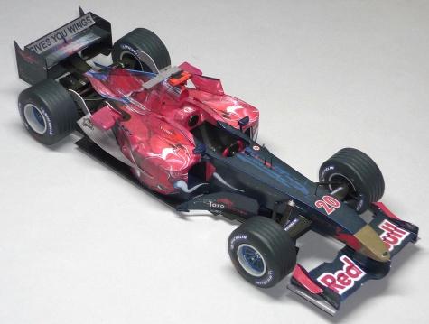 Toro Rosso STR1 - Vitantonio Liuzzi - 2006