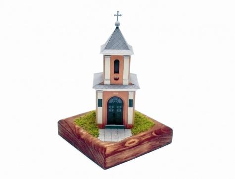 Kaplička sv. Anny, Tuhaň