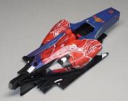 Toro Rosso STR3 - Sebastian Vettel - 2008