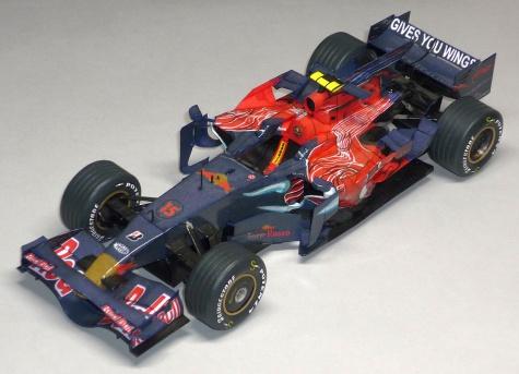 Torro Rosso STR3