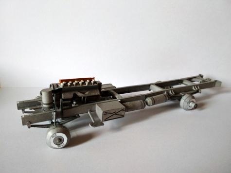 Praga S5T-3 valník