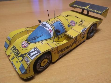 Porsche 926C FromA