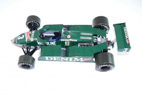 TYRRELL 011, Michele Alboreto - GP Las Vegas 1982