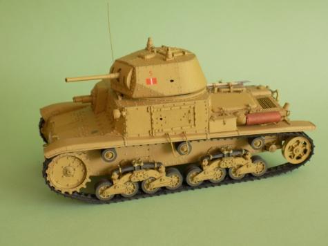 Carro Armato M14-41