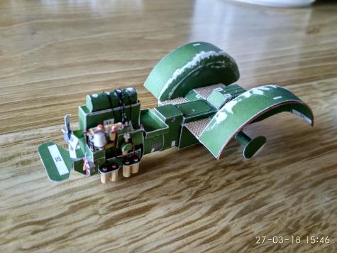 Zetor 50 Super, vyorávač brambor Tec