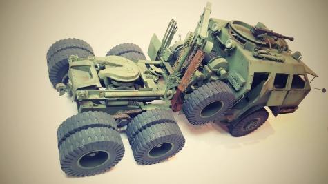 M25 Dragon Wagon