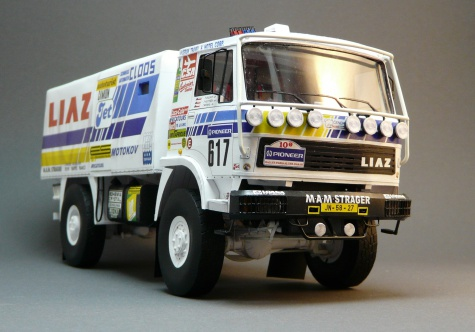 Liaz 111.154 D Dakar 88