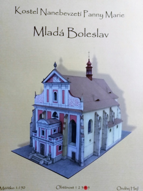 Kostel Nanebevzetí Panny Marie Mladá Boleslav