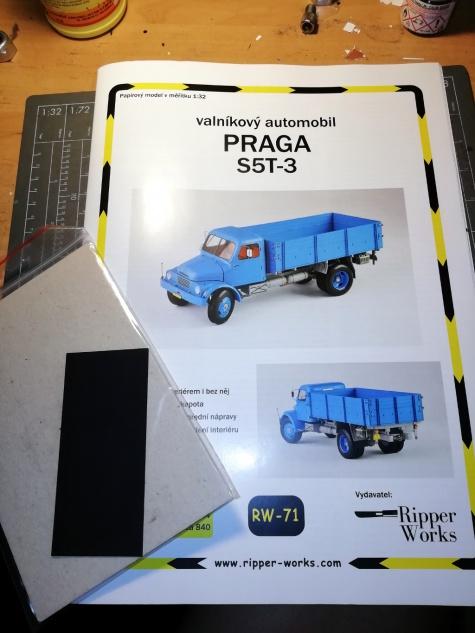 Praga S5T-3