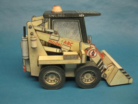 UNC 060 -  ABC - Kovář