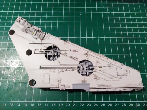 Bandai Star Wars 1/72 Perfect Grade Millennium Falcon
