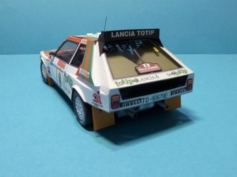 Lancia S4 Totip