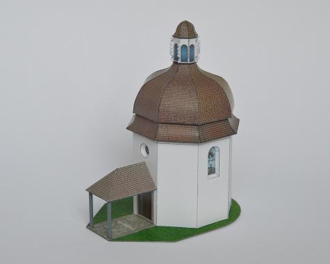 Kaplnka Tichej noci, Oberndorf