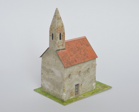 Románske kostoly v Nitre-Dražovciach a Velkom Klíži
