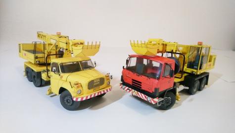 Tatra 815 UDS 114 RW
