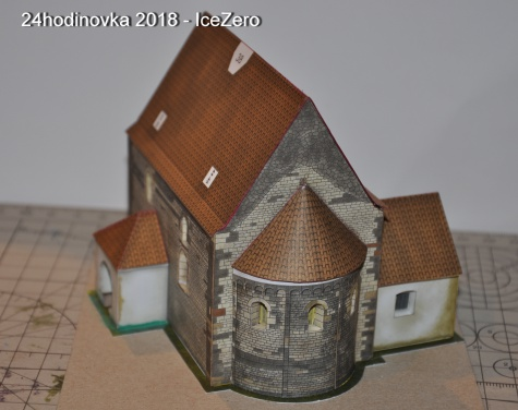 Kostel Dolní Chabry