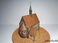 Kostel Štìtí sv Jana Køtitele