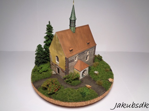 Kostel Štětí sv Jana Křtitele