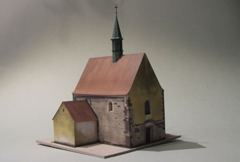 Kostel Stětí Sv. Jana Křtitele Dolní Chabry