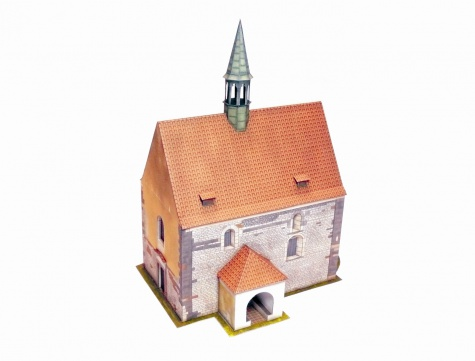 Kostel Stětí sv. Jana Křtitele, Dolní Chabry
