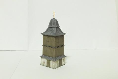 Zvonice u kostela sv. Kryštofa - Kryštofovo údolí