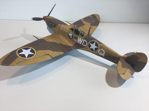 Supermarine Spitfire Vb Trop