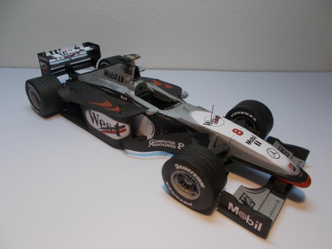 McLaren MP4/13