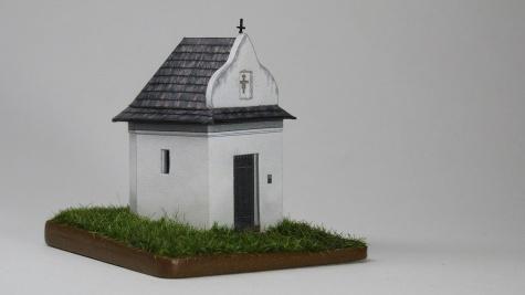 Kaple sv. Kříže - Pustyňa - Starý Bohumín