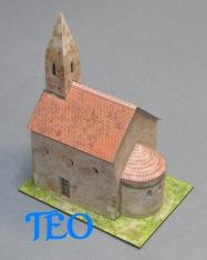 Kostel Sv. Michala archanjela Nitra-Drazovce
