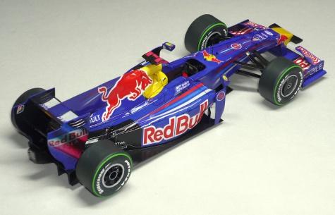 Red Bull RB5 - Mark Webber - 2009