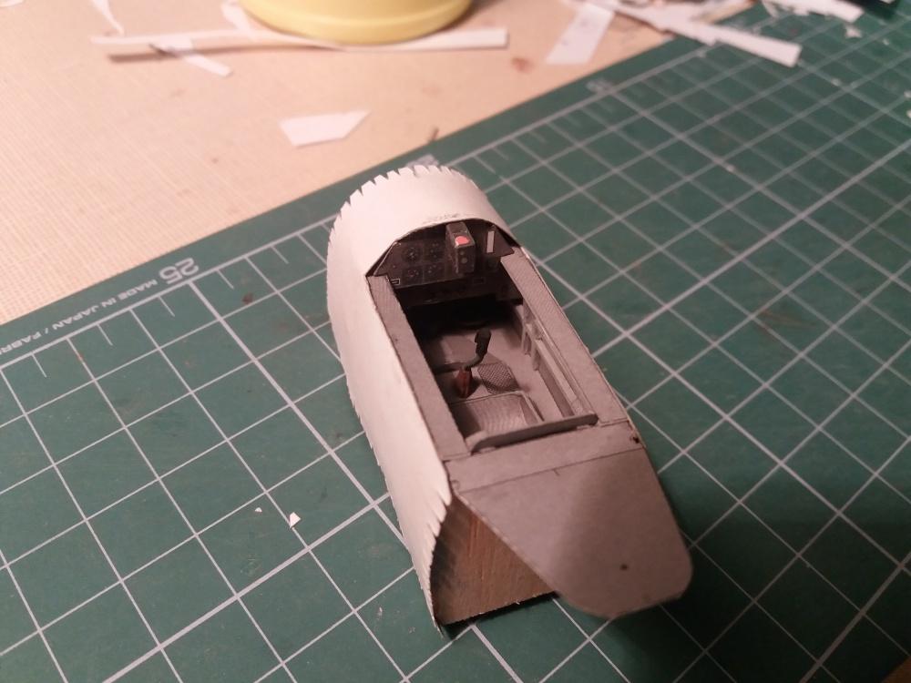 Messerschmitt BF 109 - E3, MPModel