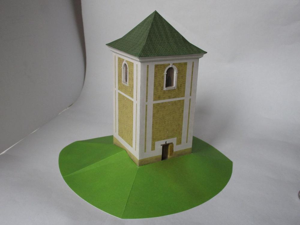 Zvonice Tuklaty