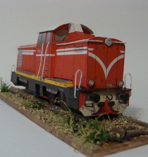 železniční technika