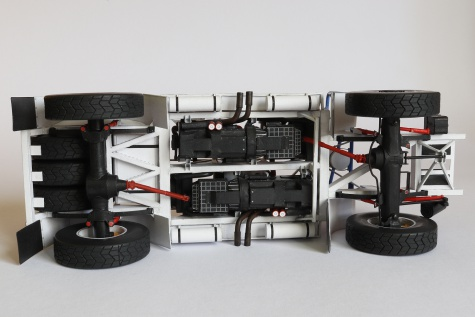DAF TURBOTWIN II /Spidamodels/ 1:32