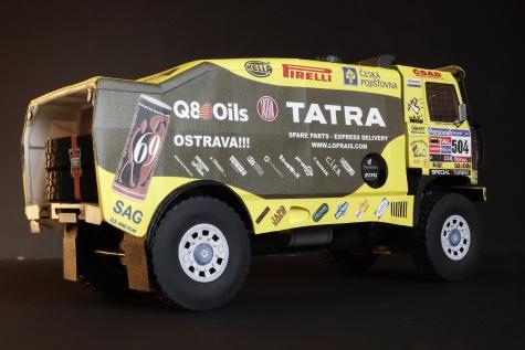 Tatra 815-2Z0 R45, Dakar 2011 / Spidamodels