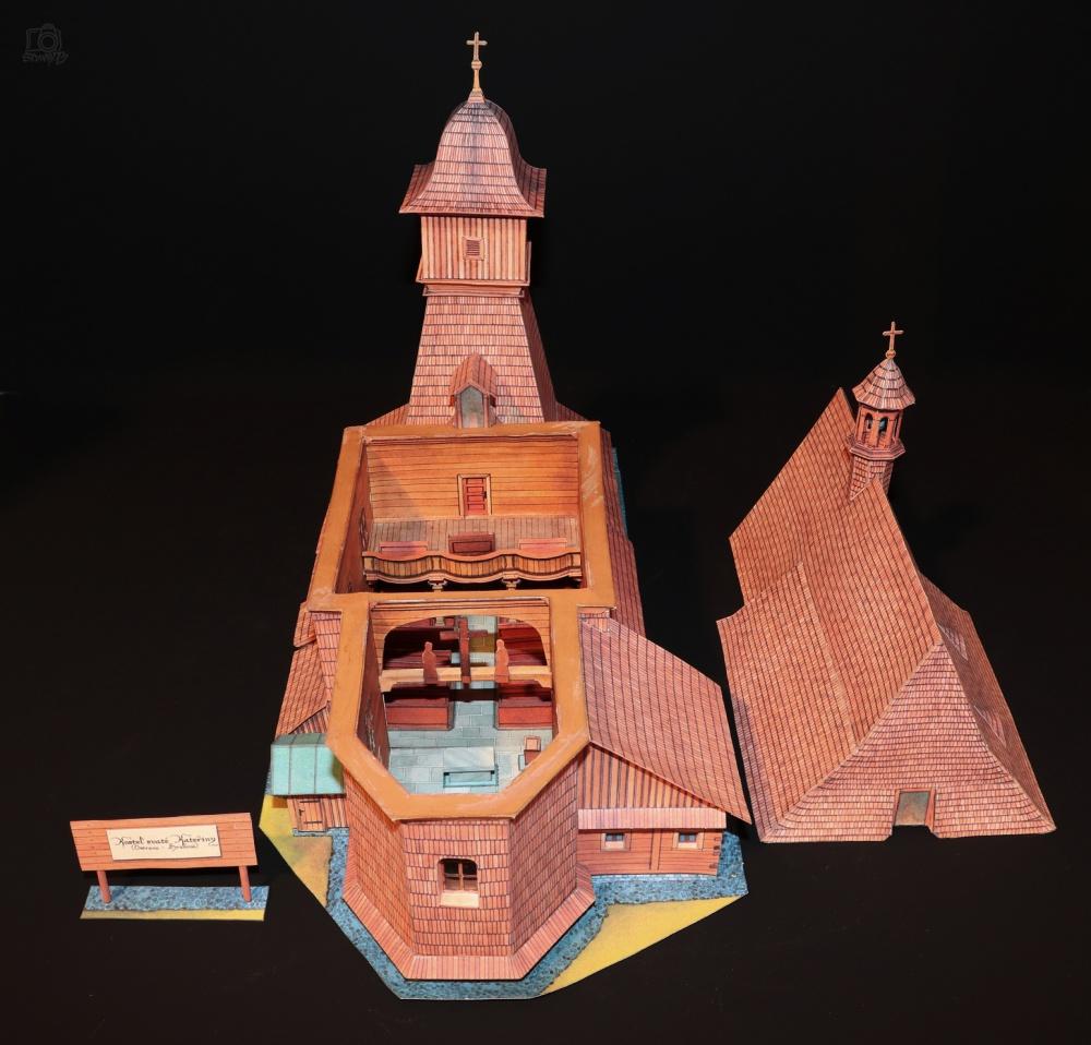 Kostel svaté Kateřiny, Ostrava - Hrabová