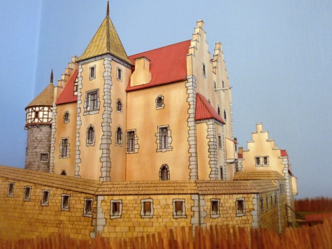 Hrad Drazice