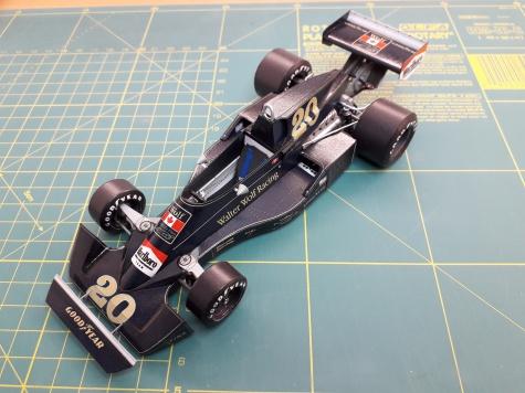 Williams FW 02,04,05,06