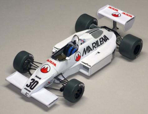Arrows A6 - Chico Serra - GP San Marina 1983