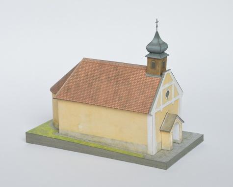 Kostol narodenia Panny Márie, Otrhánky