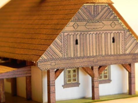 Polabské lidové stavby