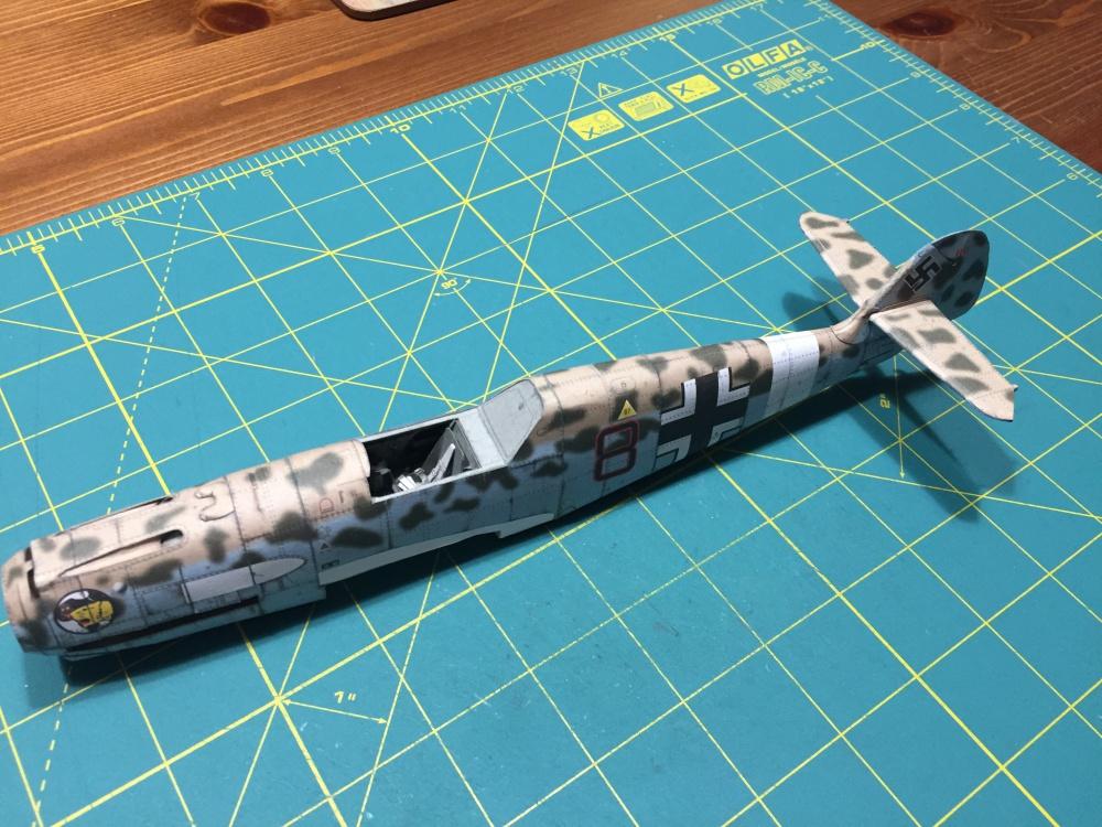 Messerschmitt Bf 109E-7/E-7 Trop