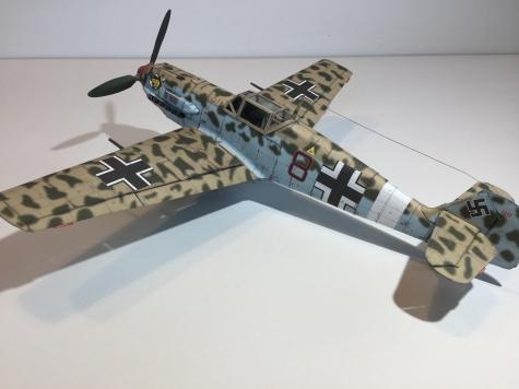 Messerschmitt Bf 109E-7 Trop